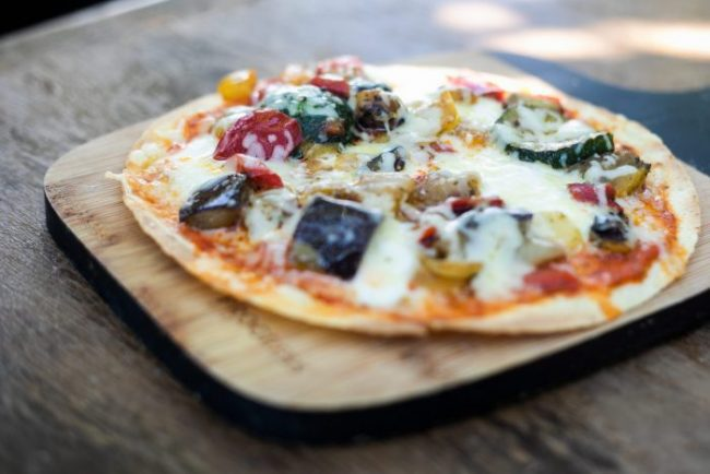 Pizza Sans Gluten – La recette Healthy