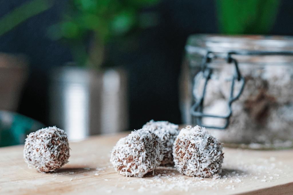 recettes boules choco coco de noel