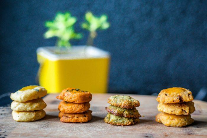Cookies salés – La recette sans gluten !