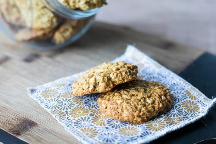 biscuits avoine sans gluten