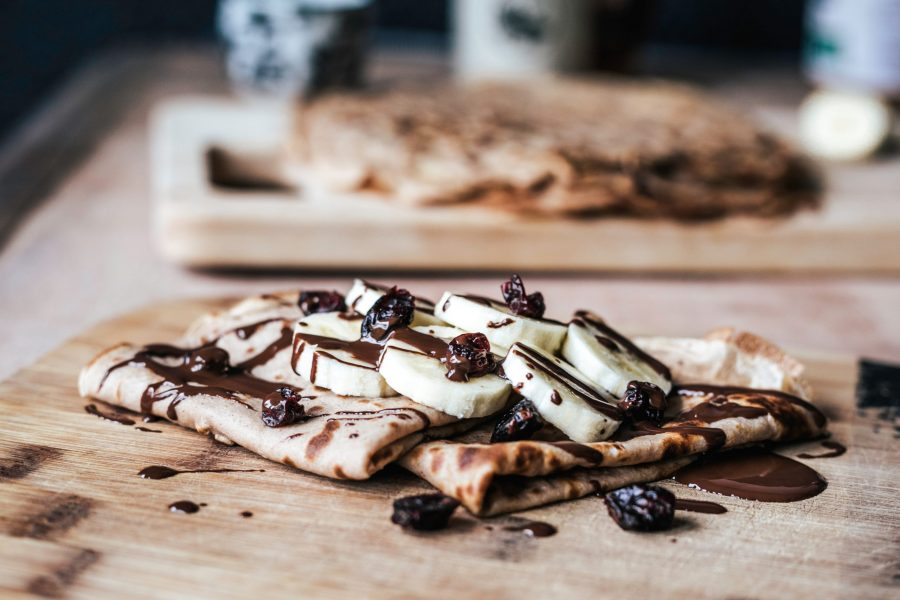 Crêpes sans gluten – Nos deux recettes healthy