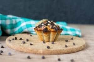 muffin proteine